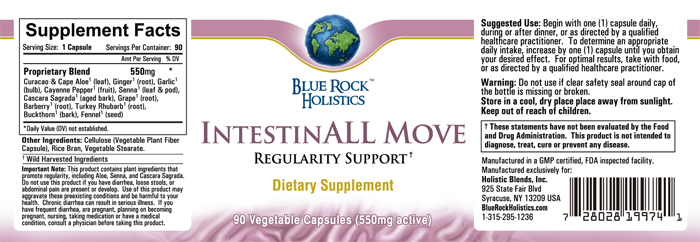 Blue Rock Holistics