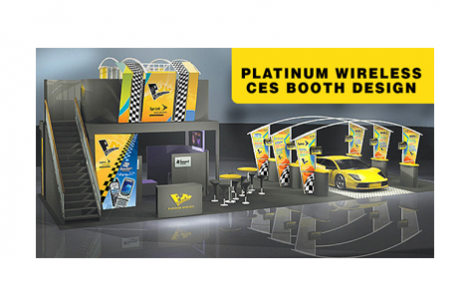 Platinum Wireless – Banners, Booths & Wraps