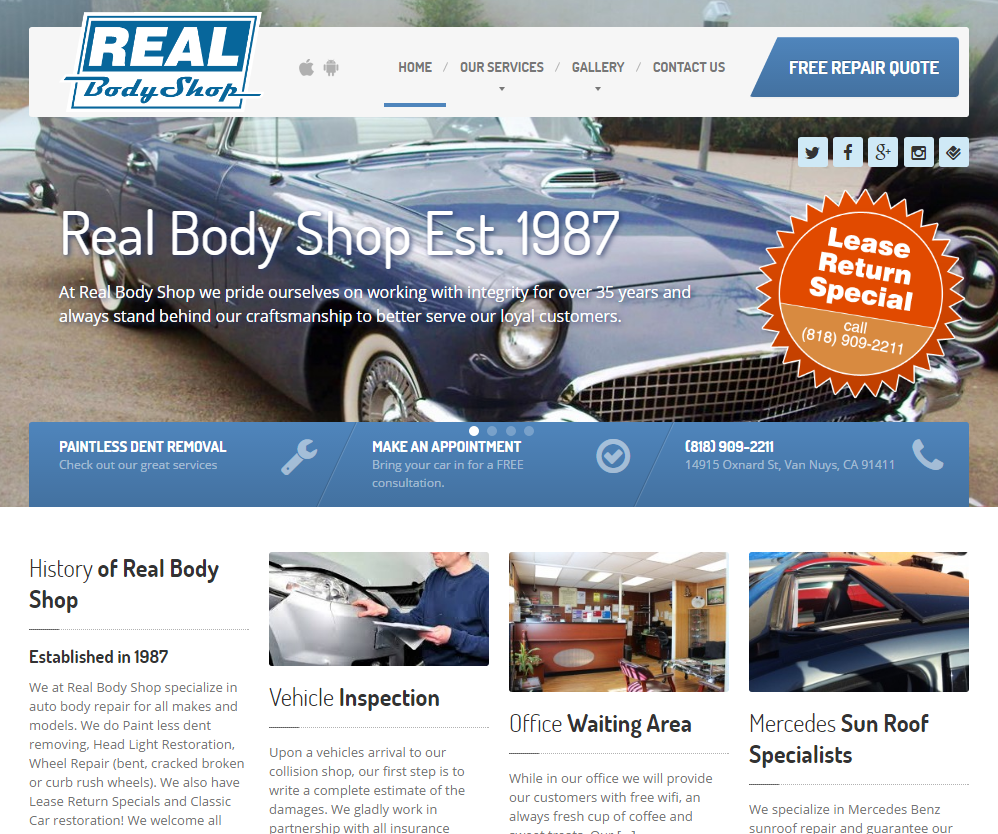 Real Body Shop